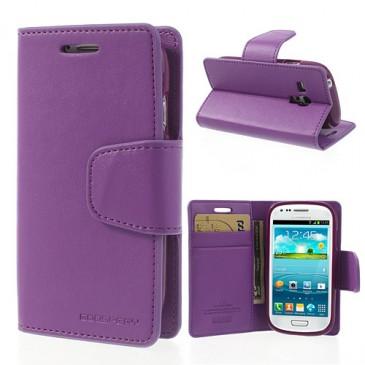 Samsung Galaxy S3 Mini Violetti Sonata Suojakotelo