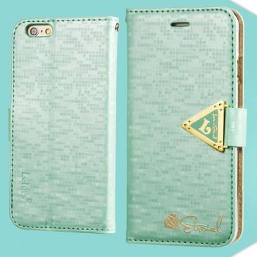 Apple iPhone 6 / 6S Sininen Leiers Suojakotelo
