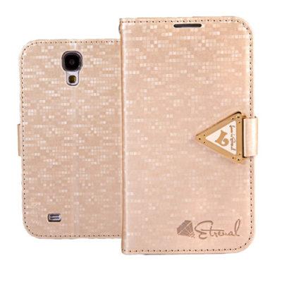 Samsung Galaxy S4 Samppanja Kulta Leiers Kotelo