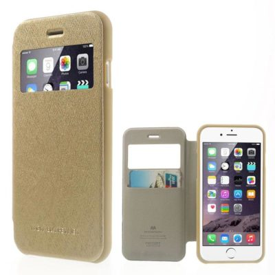 Apple iPhone 6 Plus Kulta Wow Bumper Kotelo