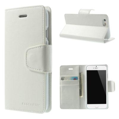 Apple iPhone 6 Plus Valkoinen Sonata Suojakotelo