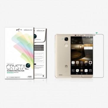 Huawei Ascend Mate7 Kirkas Nillkin Näytönsuojakalvo
