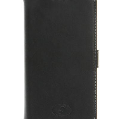 Huawei Ascend Y550 Musta Insmat Nahkakotelo
