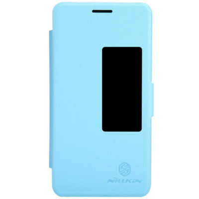 Huawei Honor 6 Sininen Nillkin Suojakotelo