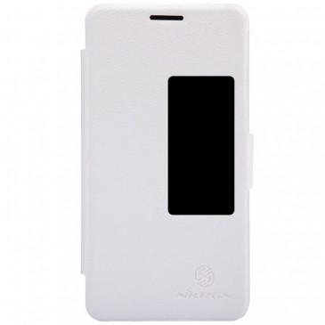 Huawei Honor 6 Valkoinen Nillkin Suojakotelo