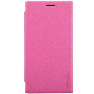 Nokia Lumia 730 / 735 Pinkki Nillkin Suojakotelo