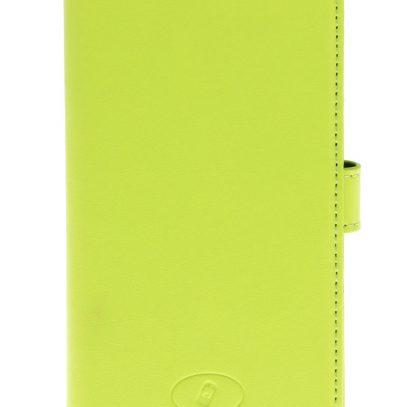 Nokia Lumia 830 Suojakotelo Lime Nahka