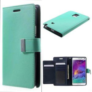 Samsung Galaxy Note 4 Syaani Rich Diary Kotelo