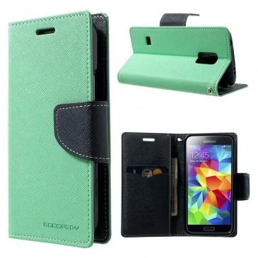 Samsung Galaxy S5 Mini Syaani Fancy Kotelo