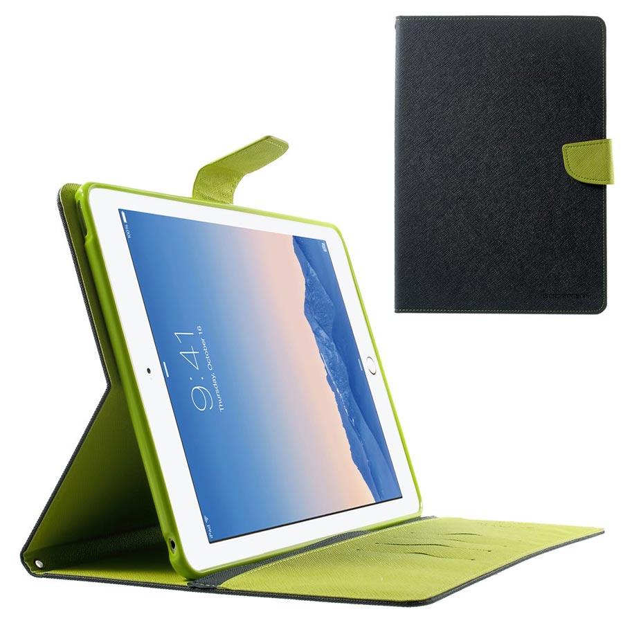 Apple iPad Air 2 Sininen Fancy Suojakotelo