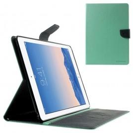 Apple iPad Air 2 Syaani Fancy Suojakotelo