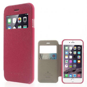Apple iPhone 6 / 6S Pinkki Wow Bumper Suojakuori