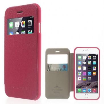 Apple iPhone 6 / 6S Pinkki Wow Bumper Suojakuori