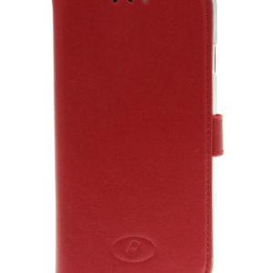 Apple iPhone 6 / 6S Punainen Insmat Premium Nahkakotelo