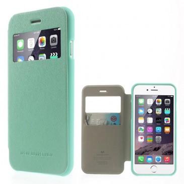 Apple iPhone 6 / 6S Syaani Wow Bumper Suojakuori