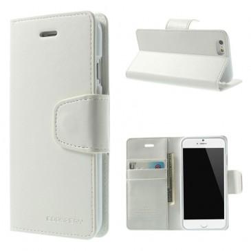 Apple iPhone 6 / 6S Valkoinen Sonata Suojakotelo