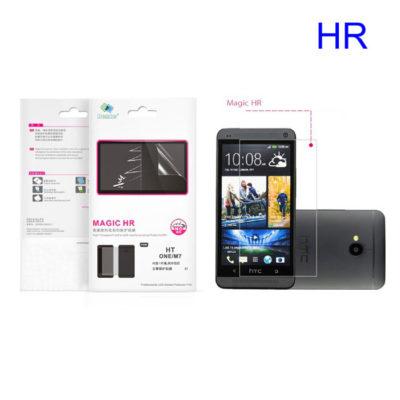 HTC One M7 Kirkas Benks Magic HR Näytön Suojakalvo