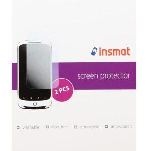 HTC One M8 Kirkas Insmat Näytön Suojakalvo 2kpl