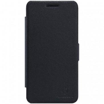 Huawei Ascend G620S Musta Nillkin Fresh Kotelo