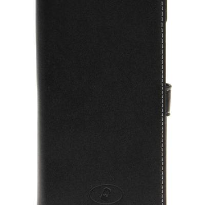 Huawei Ascend G630 Musta Insmat Nahkakotelo