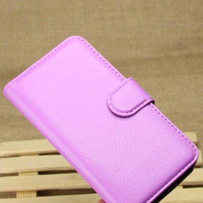 Huawei Ascend Y330 Violetti Lompakko Suojakuori