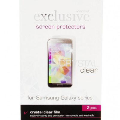 Samsung Galaxy Alpha Insmat Näytön Suojakalvo 2kpl