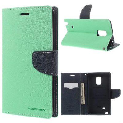 Samsung Galaxy Note Edge Syaani Fancy Suojakotelo