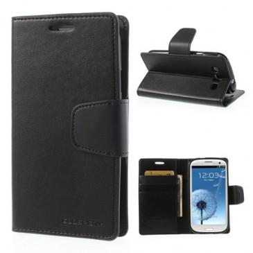 Samsung Galaxy S3 Musta Sonata Suojakotelo