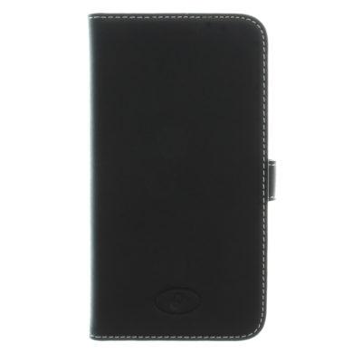 Samsung Galaxy S5 Musta Insmat Nahkakotelo