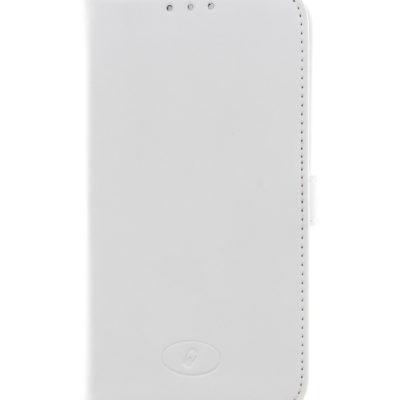 Samsung Galaxy S5 Valkoinen Insmat Nahkakotelo