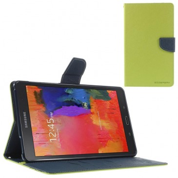 Samsung Galaxy Tab S 8.4 Vihreä Fancy Suojakotelo