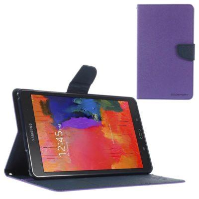 Samsung Galaxy Tab S 8.4 Violetti Fancy Suojakotelo