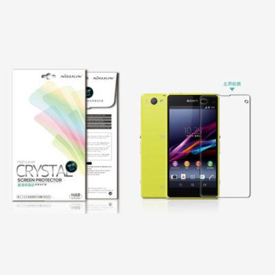 Sony Xperia Z1 Compact Kirkas Nillkin Näytön Suojakalvo
