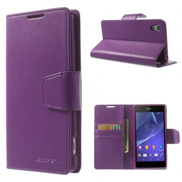 Sony Xperia Z2 Violetti Sonata Suojakotelo