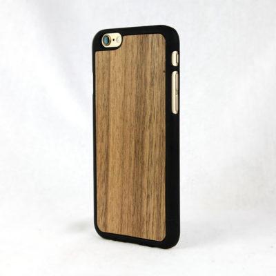 Apple iPhone 6 Plus Lastu Pähkinä Puu Suojakuori