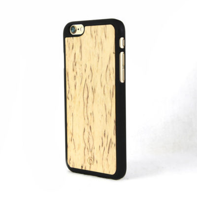 Apple iPhone 6 Plus Lastu Visakoivu Puu Suojakuori