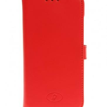 Huawei Ascend G630 Punainen Insmat Nahkakotelo