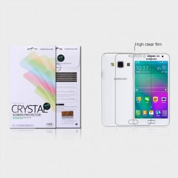Samsung Galaxy A3 Kirkas Nillkin Näytön Suojakalvo