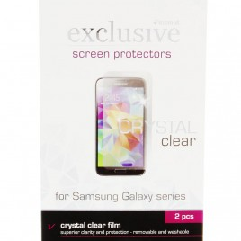 Samsung Galaxy Trend 2 Insmat Näytön Suojakalvo 2kpl