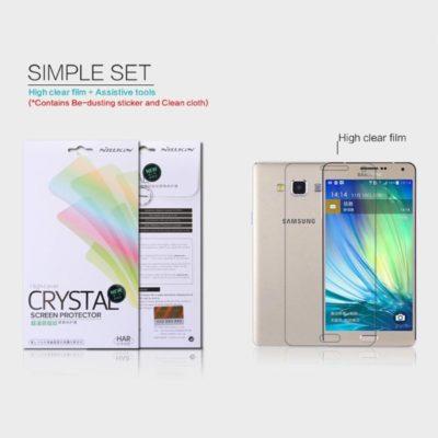 Samsung Galaxy A7 Kirkas Nillkin Näytön Suojakalvo