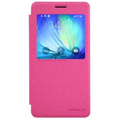 Samsung Galaxy A7 Pinkki Nillkin Suojakuori