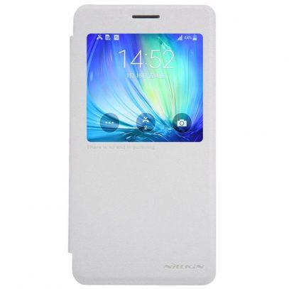Samsung Galaxy A7 Valkoinen Nillkin Suojakuori