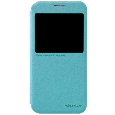 Samsung Galaxy S6 Sininen Nillkin Suojakuori