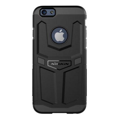 Apple iPhone 6 Plus Suojakuori Musta Nillkin Defender