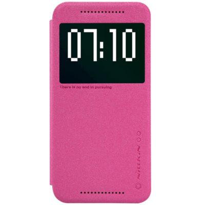 HTC One M9 Suojakotelo Pinkki Nillkin Sparkle