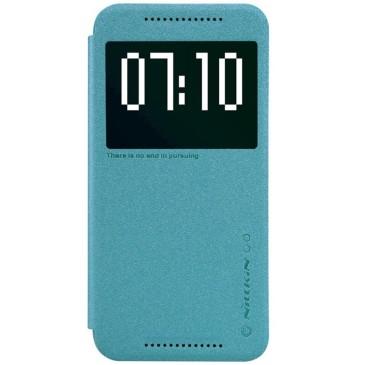 HTC One M9 Suojakotelo Sininen Nillkin Sparkle