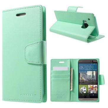 HTC One M9 Syaani Sonata Lompakkokotelo