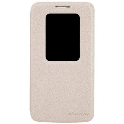 LG G2 Mini Suojakotelo Kultainen Nillkin Sparkle