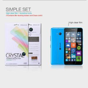 Microsoft Lumia 640 LTE Näytön Suojakalvo Nillkin