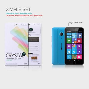 Microsoft Lumia 640 XL LTE Näytön Suojakalvo Nillkin